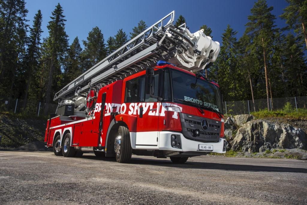 Bronto Skylift F45XR