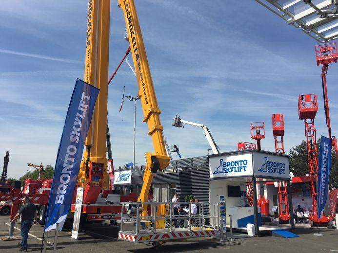 bronto skylift intermat