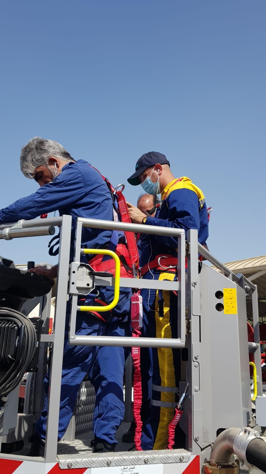 Practical operator training online