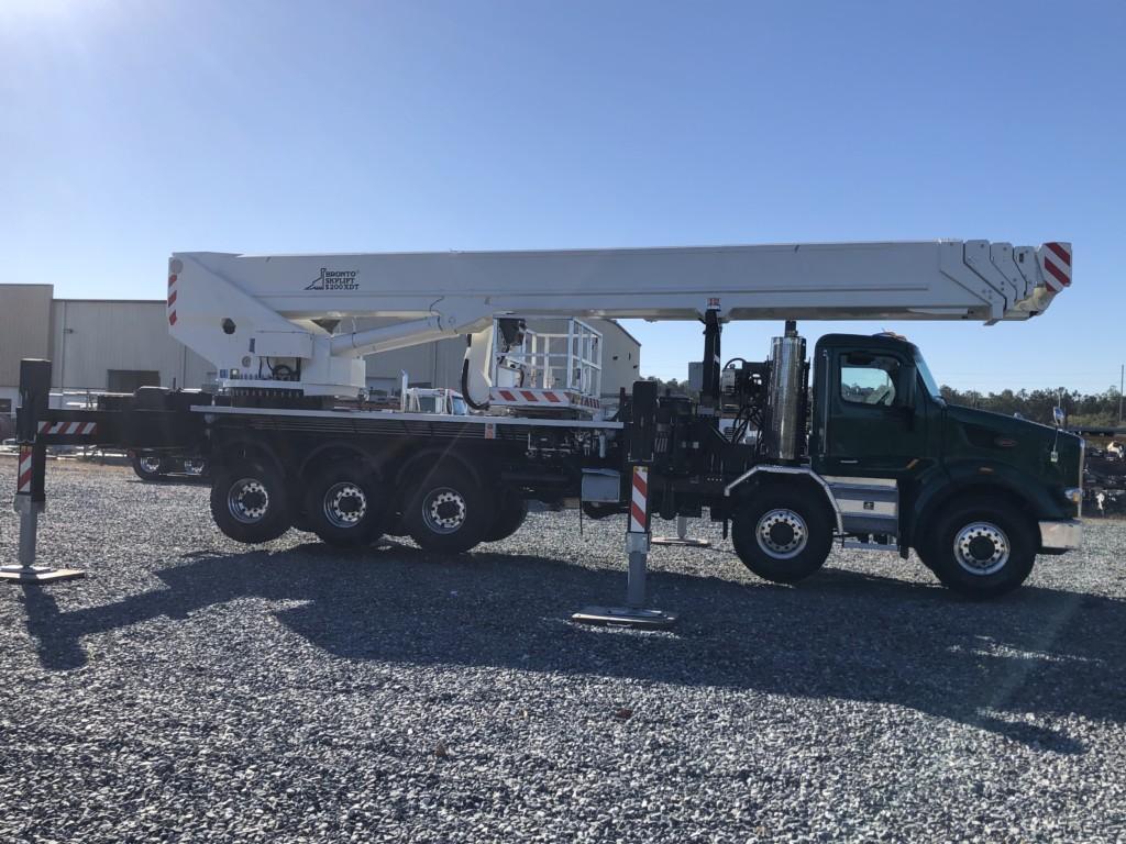 Bronto S200XDT aerial work platform