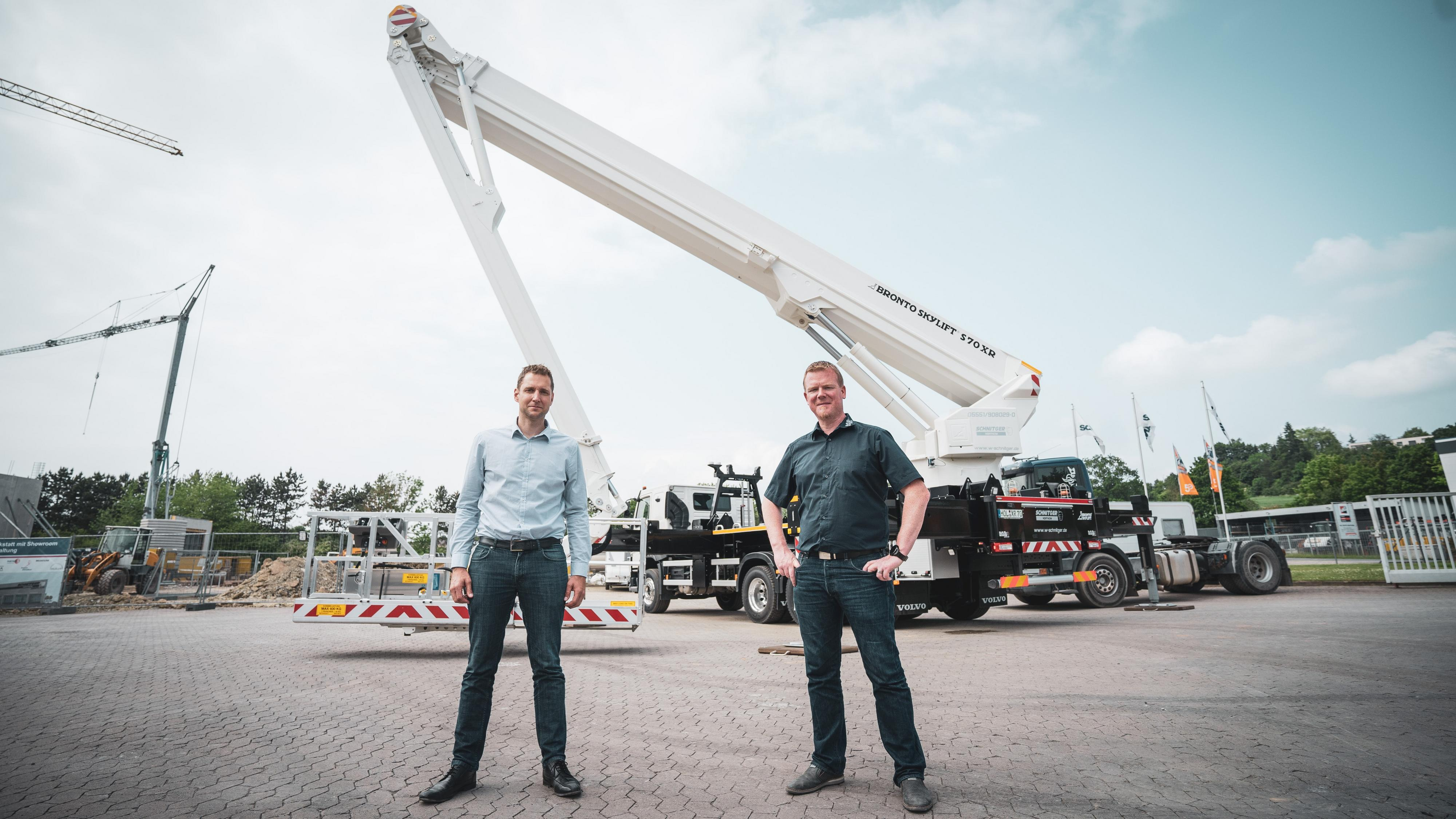Bronto S70XR for W Schnitger GmbH